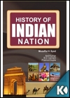 History of Indian Nation (Set of 4 vols.)